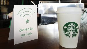 Attachment file for Google WiFi Starbucks Images in HD 1920x1080