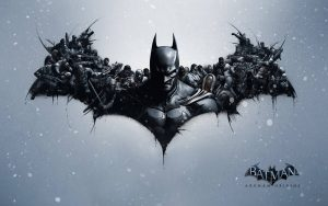 Attachment for Batman Arkham Origins Wallpaper
