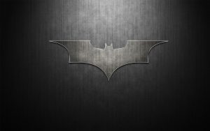 Attachment file for Batman New Logo Wallpaper
