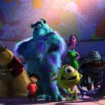 Best Pixar Animated Desktop Backgrounds - Monster Inc Wallpaper