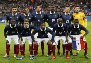 France Football Team 2015-2016 wallpaper