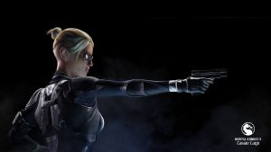 Attachment file for Mortal Kombat X Characters - Cassie Cage Wallpaper