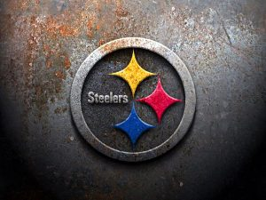 Artistic Steelers Logo in 3D for Steelers Wallpaper 2 of 37