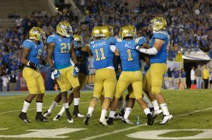 Attachment for UCLA Football Photo Wallpaper with High Resolution. Photo by ASUCLA