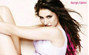Nargis Fakhri Close Up Photo for Wallpaper