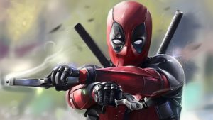 Attachment for HD Wallpapers 1080p with Superheroes - Deadpool (6 of 23)
