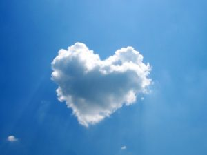 Perfect Love Cloud for Heart Shaped Cloud 2 of 57 best selection