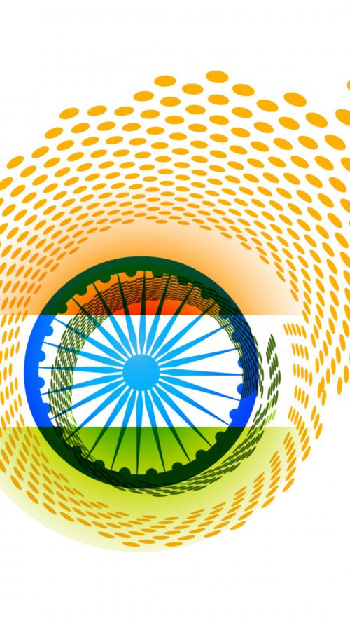 Ashok Chakra 3d Wallpaper India Flag For Mobile Phone Wallpaper 09 Of 17 Creative