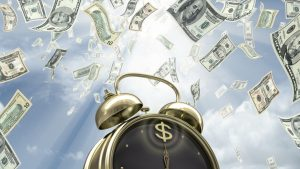 Money Wallpaper 1 of 27 - Time is Money