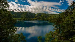 Nature Images HD with Lake Biwa Japan