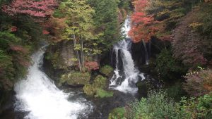 Nature Images HD with Ryuzu Waterfall in Japan