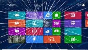 broken screen wallpaper 1 of 49 Best Choice - Windows 8