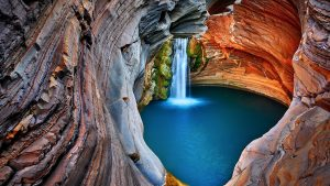Spa Pool Karijini National Park, Australia