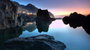 4K Ultra HD Wallpaper of Madeira Island Portugal