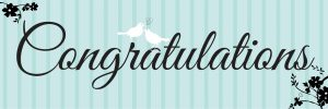 Free Download Congratulations Banner Template