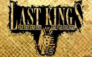 Last Kings Wallpaper Gold Background