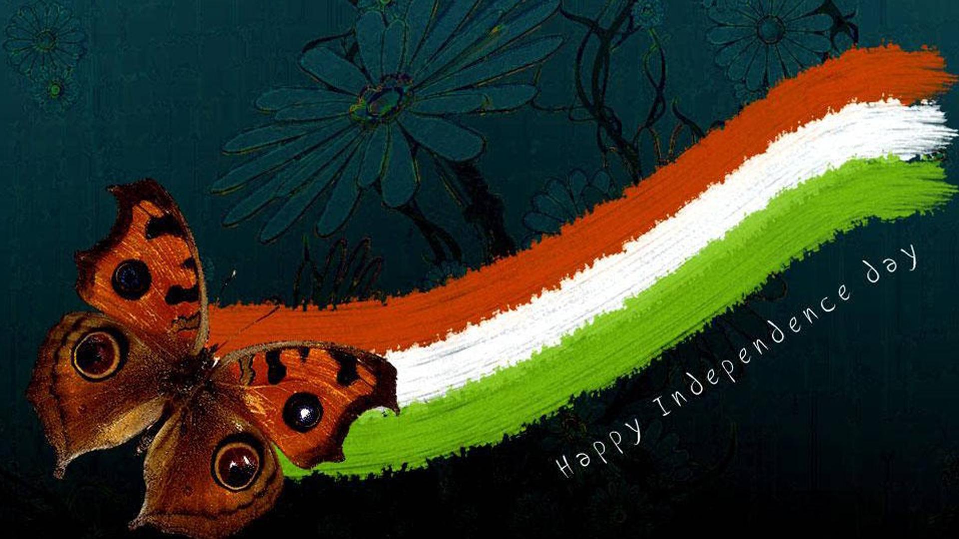 Indian Tiranga 3d Wallpaper India Flag Art For Independence Day Wallpaper Hd
