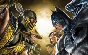 Picture of Scorpion on DC Comics vs Mortal Kombat