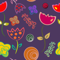 Large Floral Wallpaper Designs | HD Wallpapers ...