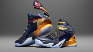 Nike Basketball Shoe Wallpaper with The FlyEase