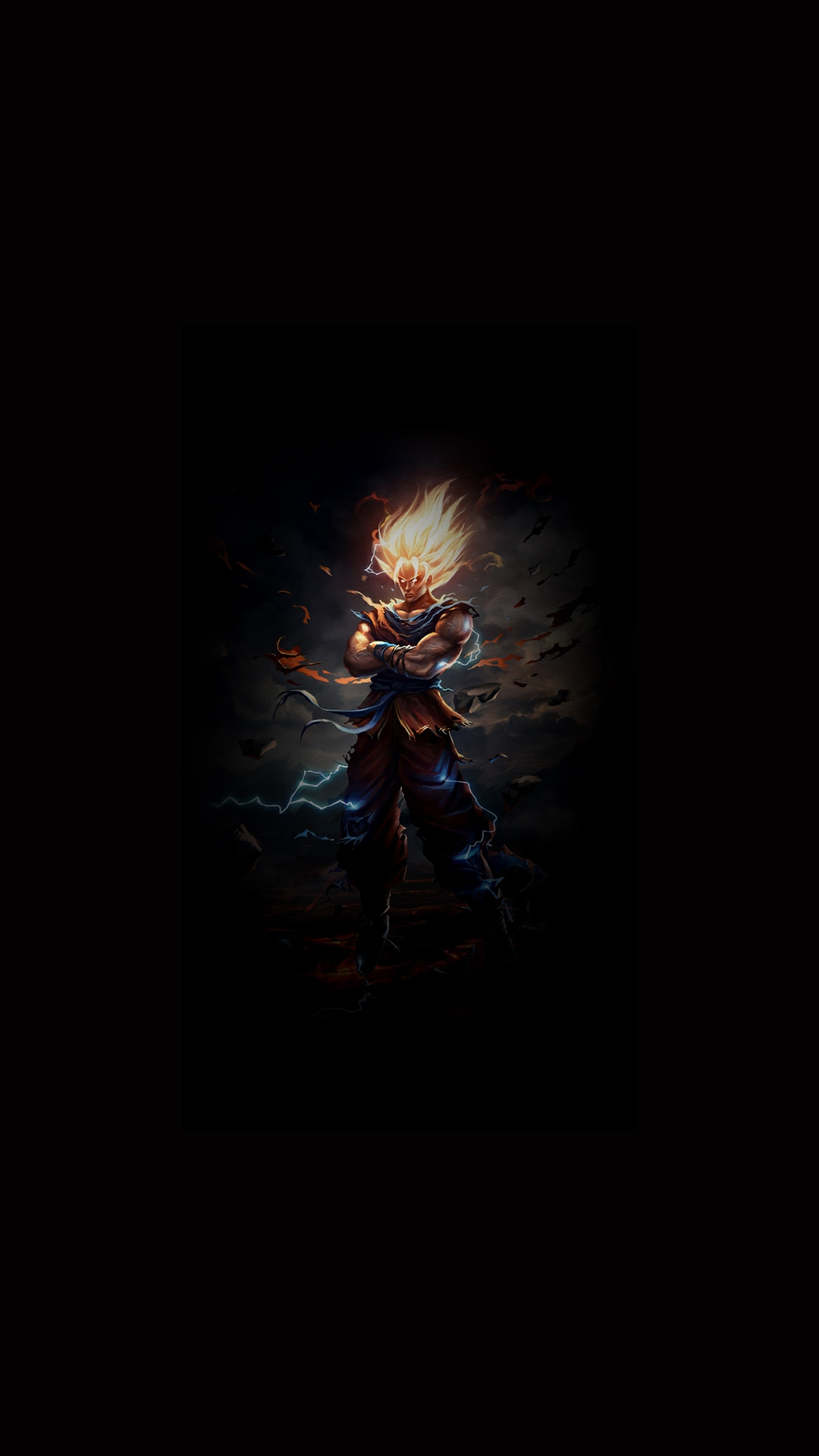 Dbz Iphone X Live Wallpaper Badass Wallpapers For Android 33 0f 40 Son Goku Dragon
