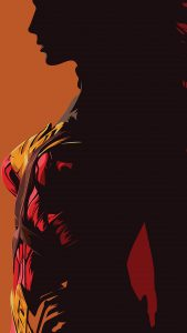 Badass Wallpapers For Android 36 0f 40 - Wonder Women in Close Up