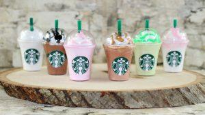 Artistic and Cute Starbucks Wallpaper