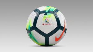 Pics of Soccer Balls with Nike The Ordem V for LaLiga Match Ball