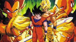 Pictures Of Dragon Ball Z with Famous Characters