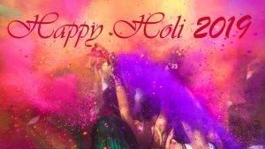 Holi India 2019 Wallpaper in HD Resolution