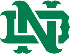 PNG ClipArt of Notre Dame Fighting Irish for Wallpaper