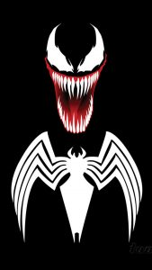 Venom Marvel Vector for Wallpaper by Tuax