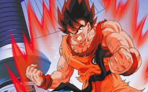 Best 20 Pictures of Dragon Ball Z - #01 - Son Goku During Training