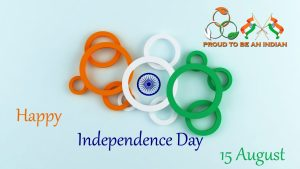Happy Independence Day 15 August Wallpaper in HD 1080p
