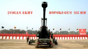 Indian Army Wallpaper with Picture of Bofors Gun 155 mm