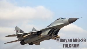 Fighter Jet Wallpaper with Serbian Mikoyan MiG-29 Fulcrum