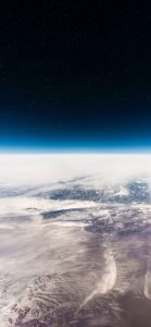 Free iPhone 11 Wallpaper Download 05 of 20 - Outer Space Earth View