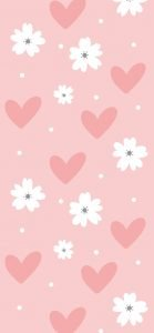 Free iPhone 11 Wallpaper Download 14 of 20 - Simple Girly Pattern