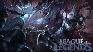 League of Legends Wallpaper 1920x1080 - 05 - Olaf the Berserker