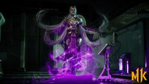 Mortal Kombat 11 Characters Wallpapers 31 0f 31 - Sindel