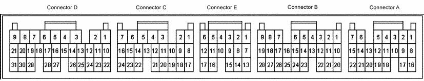 2002 subaru wrx ecu wiring diagram simple for chopper - 2004 impreza · allpinouts