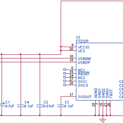 Mini Usb Wiring Diagram Light Australia Rs232 Serial To Converter Cable Schematic Allpinouts Another Scheme