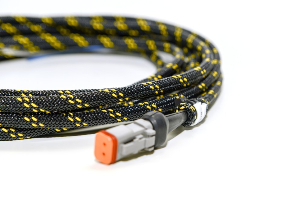 medium resolution of we design and manufacture automotive braided wiring harnesses that withstand high temperatures and offer better protection and durability than standard