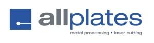 Allplates Laser Cutting Logo