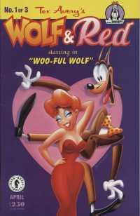 Comic Book  Dark Horse Comics  Tex Averys Wolf & Red No.1
