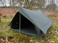 Army Ridge Tent Two Man - French Military Surplus F1 2 ...