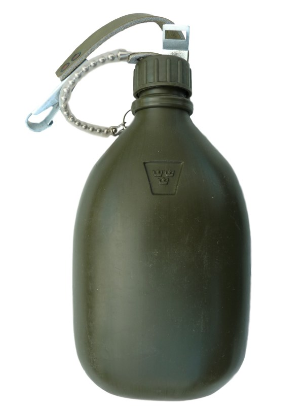 Swedish Army Water Bottle Canteen 700 Ml Genuine Military
