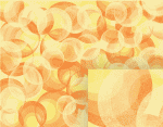 sunburst background pattern