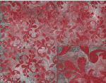 red victorian background pattern