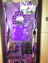 All Pro All Stars Door Decorating Contest | allproallstars